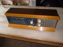 1961 Ferguson valve radio