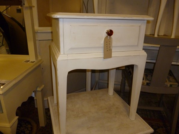 Stag Minstrel bedside tables in Old White