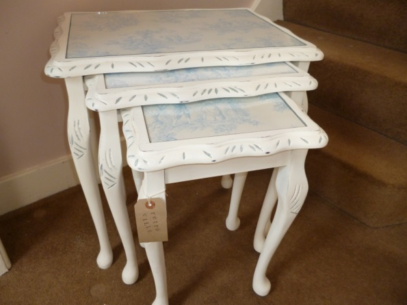 Nest of Tables in Annie Sloan Original