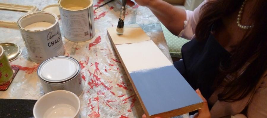 Shabby Chic Paint Workshops